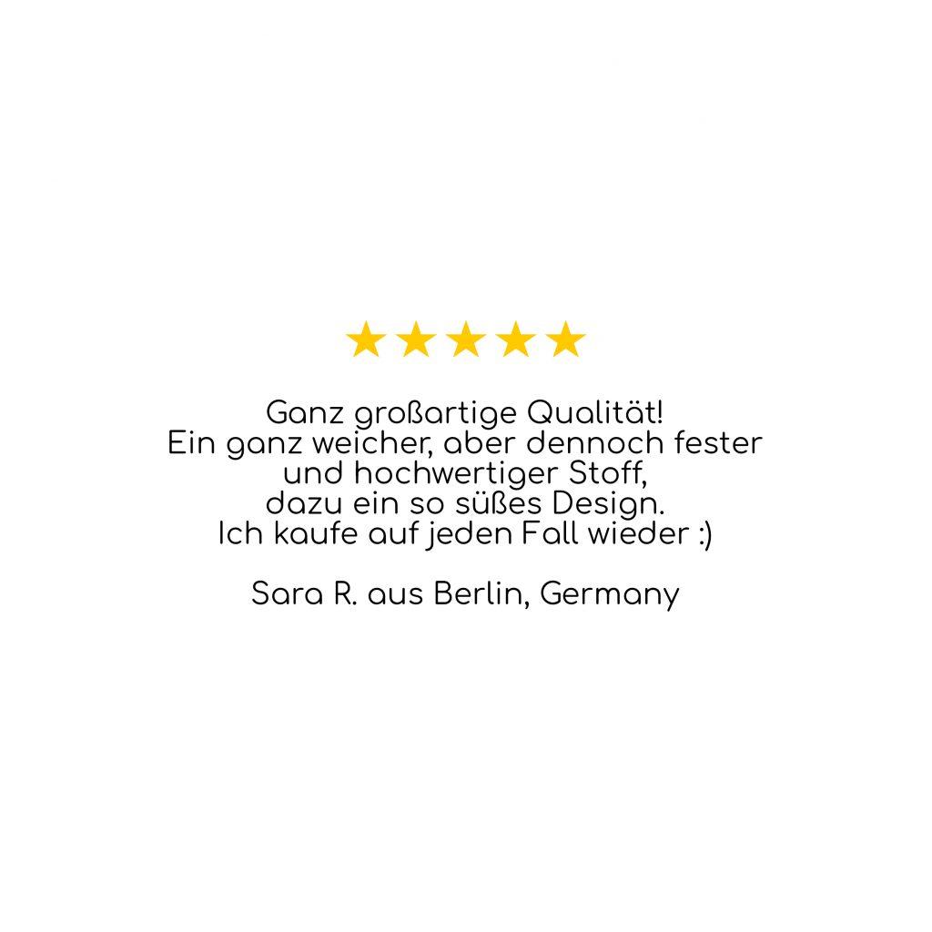 Sara Redolfi aus Berlin